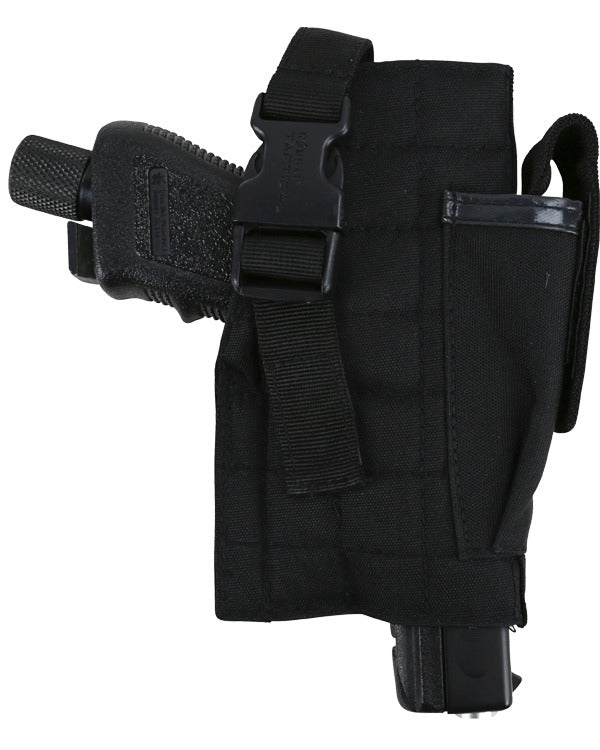 Universal Molle Holster with Mag Pouch