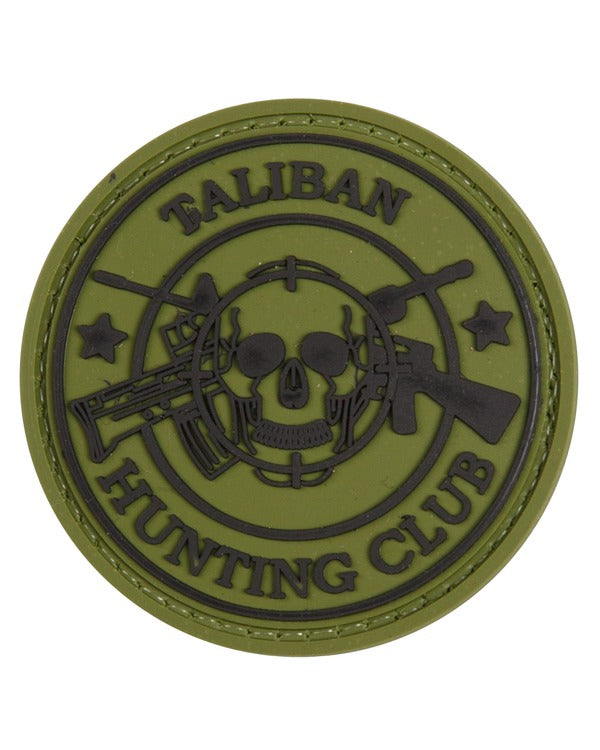 Tactical Patch - Taliban Hunting Club - Olive
