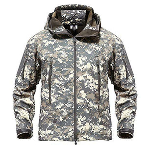 Game LNA Tactical Softshell Jacket - CP