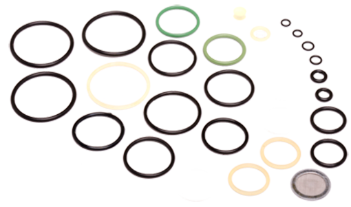 DLX Luxe Seal Kit