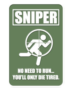 Tactical Patch: Sniper