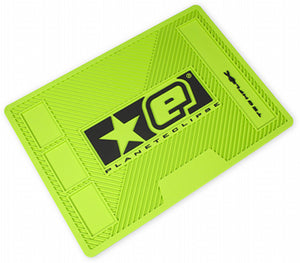 Planet Eclipse Tech Mat - Lime Green