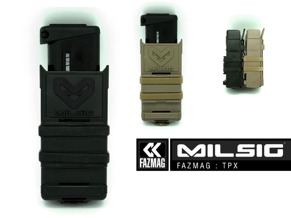 Milsig Fazmags for TiPX (2pack)