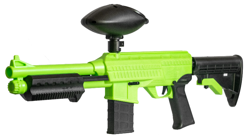 JT Splatmaster Z18 -  Hopper Fed