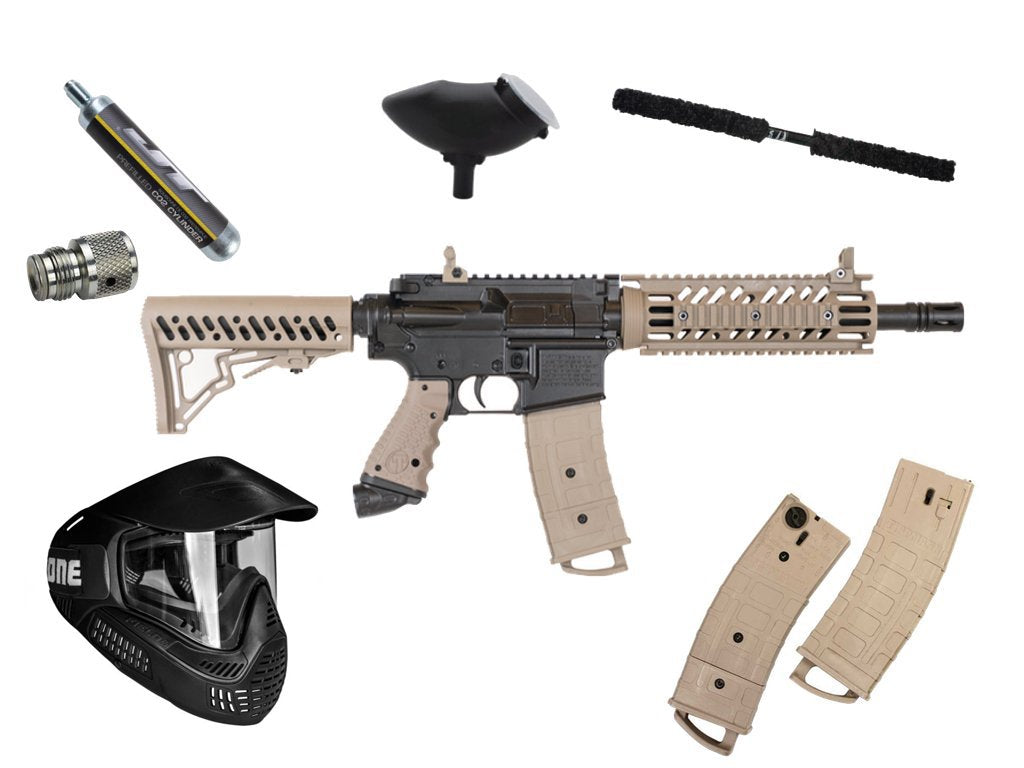 Tippmann TMC 68cal Starter Pack Deal - Save £85