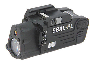 CCCP SBAL-PL Pistol Laser and Torch