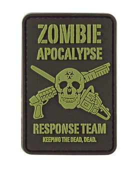 Tactical Patch - Zombie Response