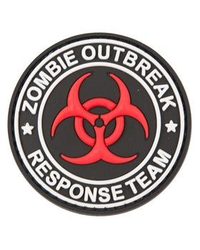 Tactical Patch - Zombie Outbreak
