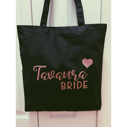 Personalized Tote Bag - Krumble Krafts