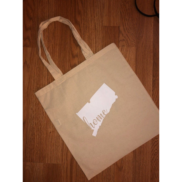 Home Tote Bag - Krumble Krafts