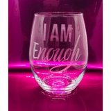 I Am Enough - Krumble Krafts