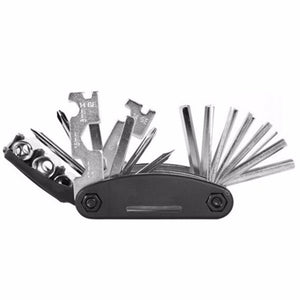 15 in 1 Multi-Function Bicycle Tools Sets Bike
