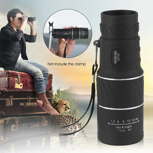 16x52 High Definition Compact Monocular Zoom