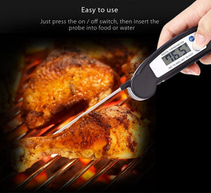 Digital Barbecue Meat Thermometer
