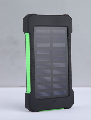20000mAh External Battery Pack Solar Power Bank