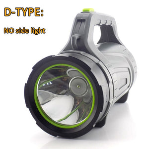 High Powerful USB flashlight Searching Lamp LED