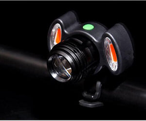 Bicycle Light T6 LED Front Headlight