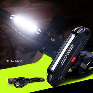 BaseCamp Cycling Taillight Bright Front Lights