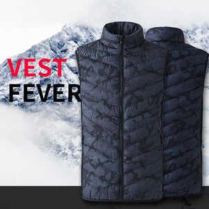 Electric Heated Vest Heating Waistcoat
