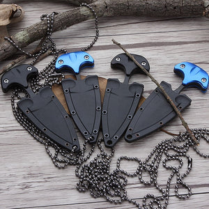 Mini Hanging Necklace Knife