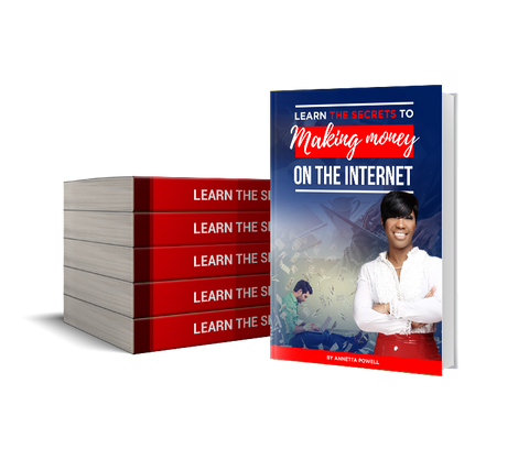 LEARN THE SECRETS TO MAKING MONEY ON THE INTERNET - E-BOOK VERSION