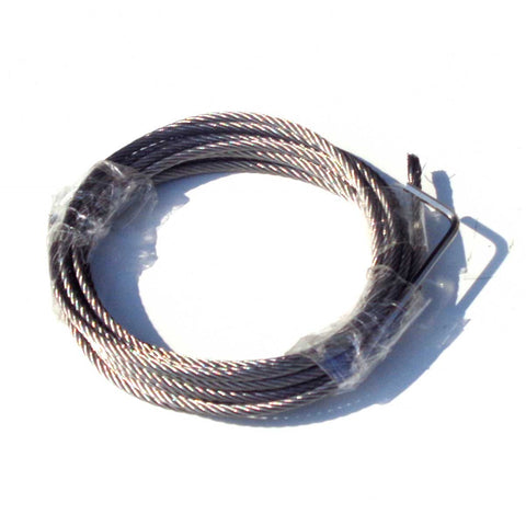 Spare Skeg Wire