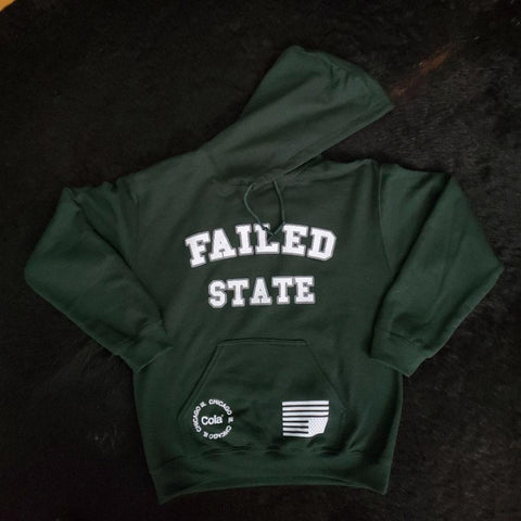 FAILED STATE GREEN