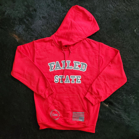 FAILED STATE RED