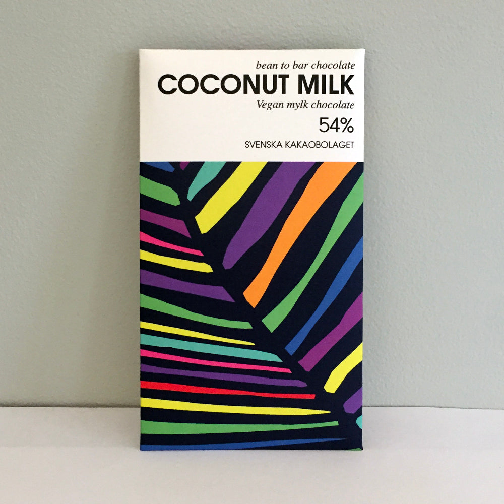 Coconut Milk 54% Chocolate Bar