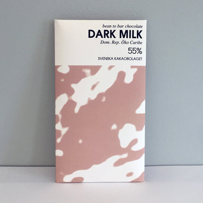Dark Milk 55% Chocolate Bar