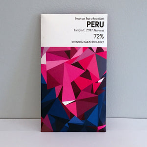 Peru 72% Chocolate Bar