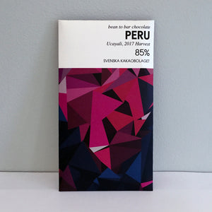 Peru 85% Chocolate Bar