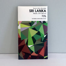 Load image into Gallery viewer, Sri Lanka 70% Chocolate Bar