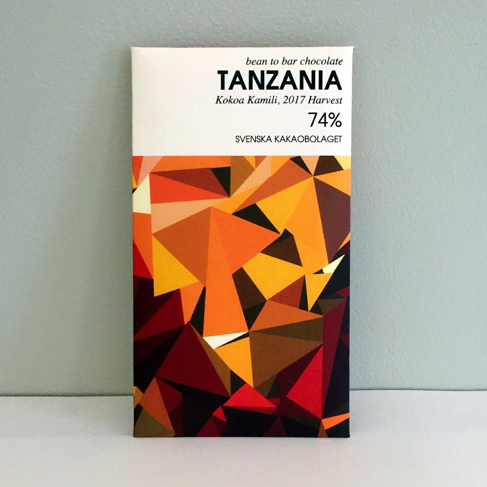 Tanzania 74% Chocolate Bar