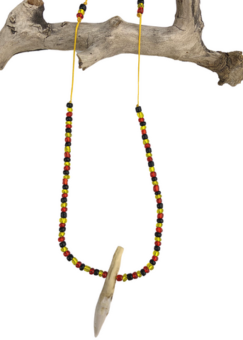 351-20 Kangaroo Tooth Necklace