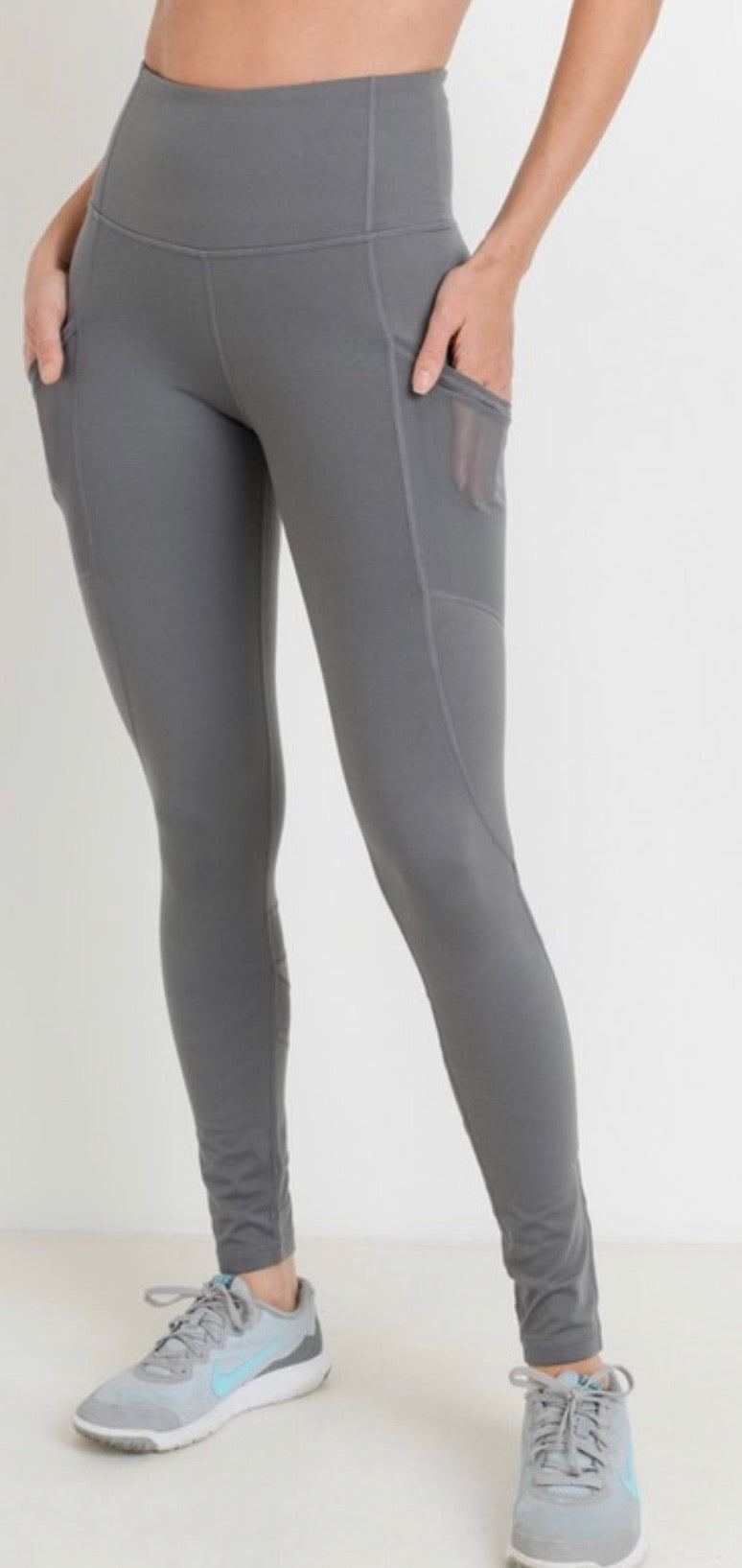 Medium Grey Leggings