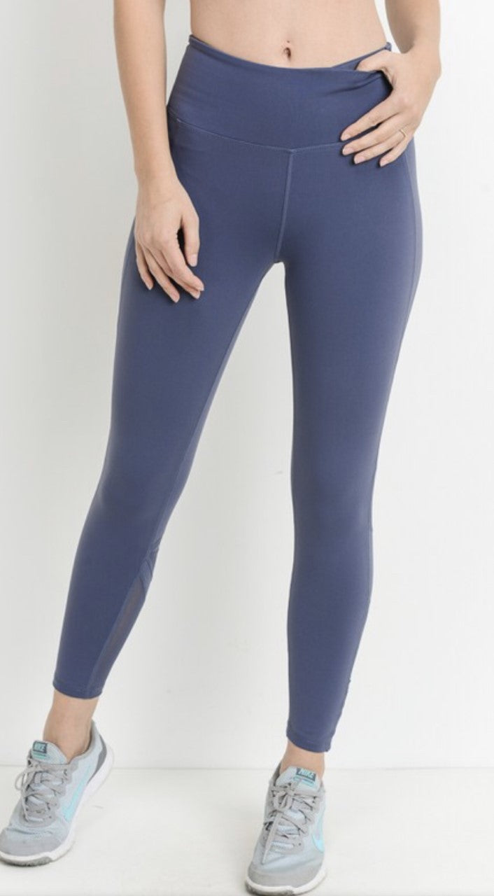 Mono B Deep Blue Legging