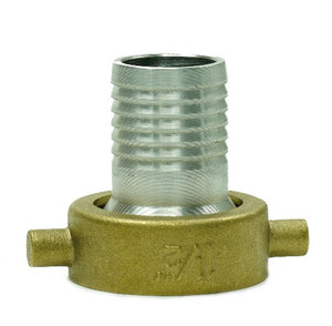 Gold Prospecting 1.5″ MPT to 1.25″ Slip Adaptor