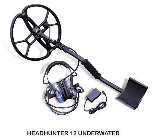 NEW Headhunter UNDERWATER 12 from DetectorPro