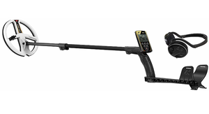 "XP ORX Metal Detector w/WSAudio Wireless Headphones and 9.5"" Elliptical DD Coil"