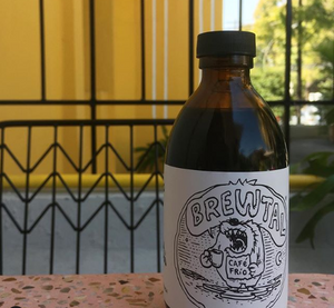 Botella de Cold Brew Brewtal de 250ml en Vago Imperial