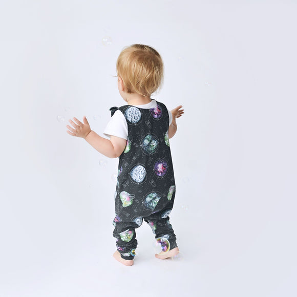 EXCLUSIVE Geo Galaxy Romper