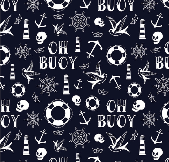 New EXCLUSIVE Oh Buoy Romper