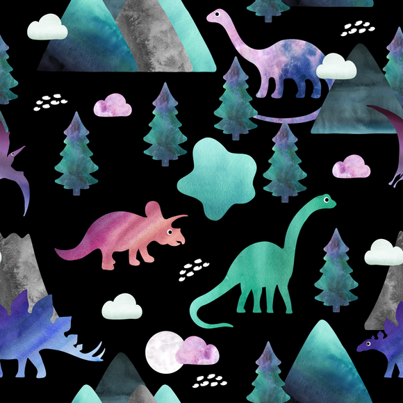 Exclusive Dreamy Dino Shorts