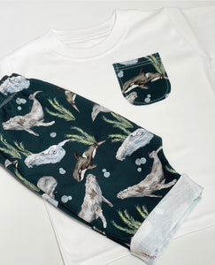 Exclusive Tranquil Whale Shorts
