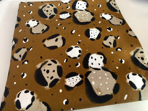 New In Spotty Leopard Tshirt Dress