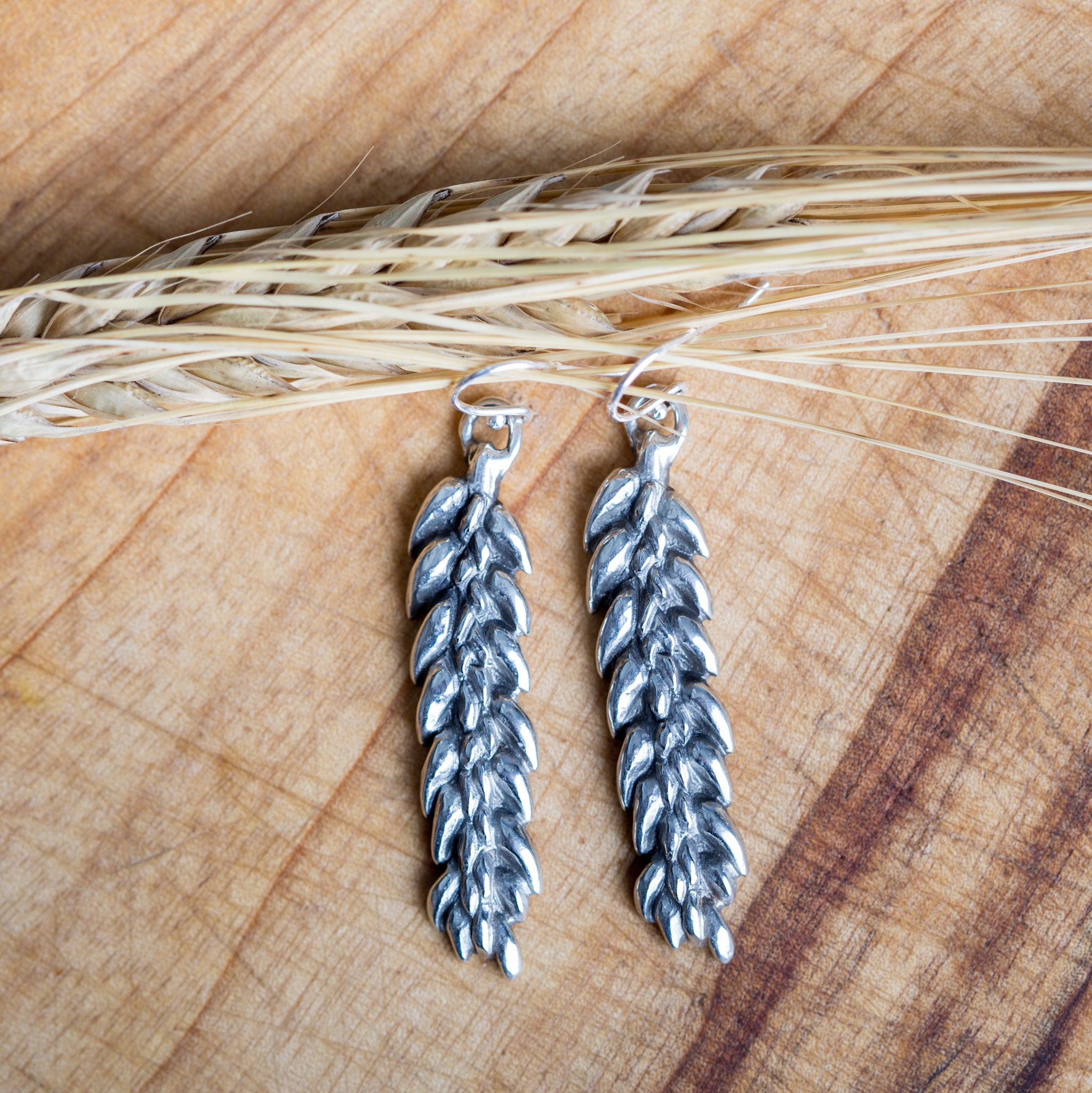 Barley Earrings