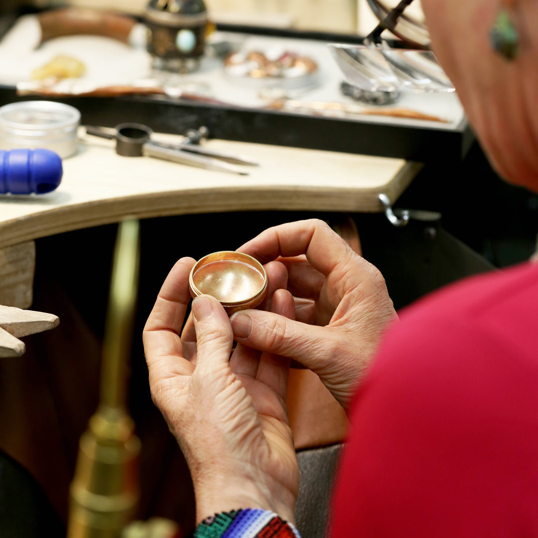 Introduction to The Art of Jewellery and Metalsmithing: Wednesday, March 25 to April 22 2020