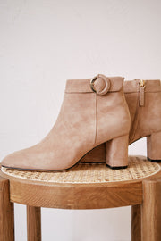 FRASER BROWN SUEDE