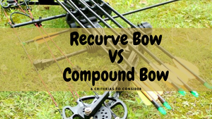 Compound Bow vs Recurve Bow